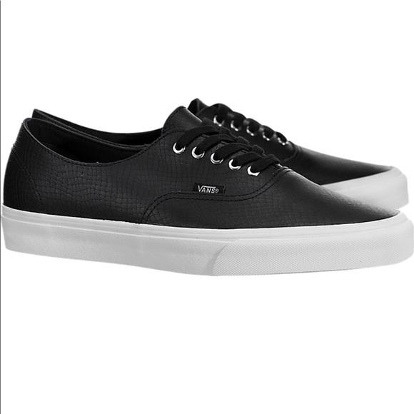 7ab85137279ded Vans Snake Authentic Decon Shoes